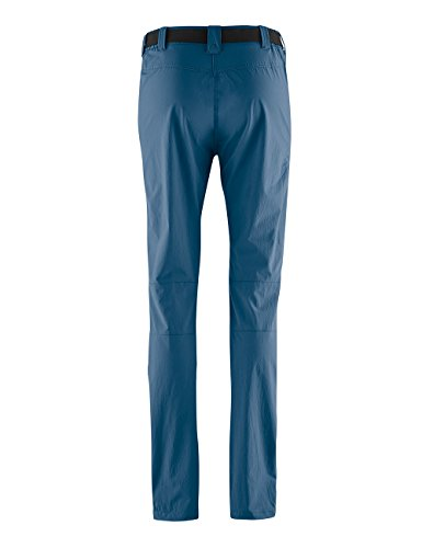 Maier Sports Damen Lulaka Wanderhose Roll-Up ensign blue