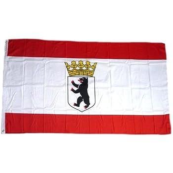 Niedersachsen Flagge 90 x 60 cm wetterfest Fahne Ösen Innen Außen Hissflagge Neu