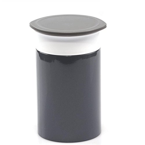 ZHAOJING Isolation Tasse En Acier Inoxydable Vide Isolation Tasse Hommes de Femmes Bureau Coupe Creative Coupe 250 ml ( Couleur : Rose )