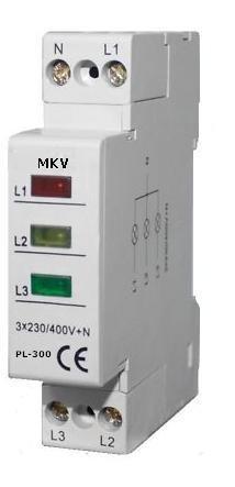 Phasenkontrollleuchte Kontroll Lampe Phasenprüfer Leuchtmelder Phasenlampe