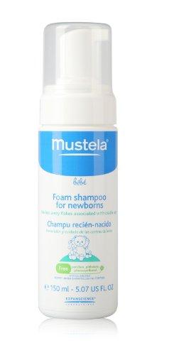 Shampoo Per Capelli Per Bambini Mousse Neonato 150 Ml