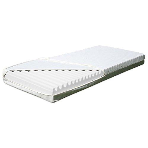 Sofa Bed Materasso per divano letto o brandina pieghevole H12 cm materassino salvaspazio singolo 80x185