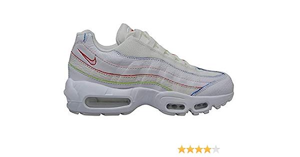 Nike AQ4138-100 Air Max 95 SE Rare* Chaussures pour femme Blanc ...