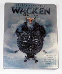 Wacken - Der Film LimitedSTEELBOOK (Blu-ray)