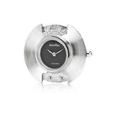 Pandora 811060BK Uhren Gr. 20x30mm Stahl,Steel (Uhren Frauen Pandora Für)