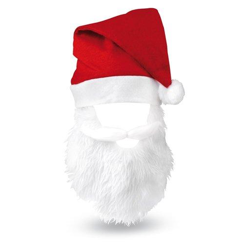 ihnachtsmann mit hut e bart (Weihnachtsmann Hut)