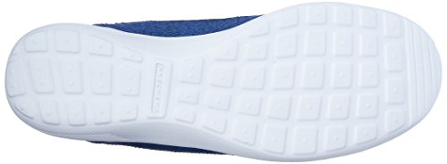 Skechers Stardust Crossing Womens Sneakers Navy/Pink