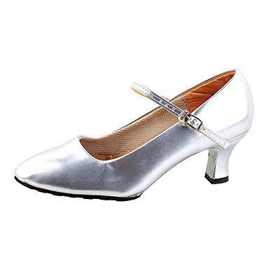 Wuyulunbi@ Alle donne il pieno sole Sneaker Professional Chunky Heel viola Argento oro nero Noi6.5-7 / EU37 / UK4,5-5 / CN37