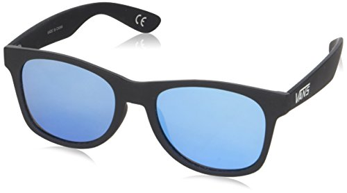 Vans Herren Spicoli Flat Shades Sonnenbrille, Black-Light Blue, 1