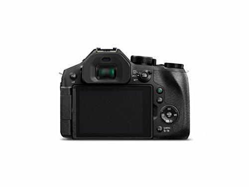 Panasonic LUMIX DMC-FZ300EGK Premium-Bridgekamera (12 Megapixel, 24x opt. Zoom, LEICA DC Weitwinkel-Objektiv, 4K Foto/Video,Staub-/Spritzwasserschutz) schwarz - 2