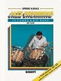 Jazz Drumming Karas +Cass. Percussions -