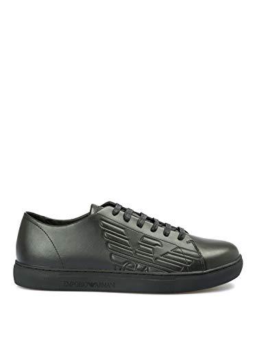 Emporio Armani Sneakers x4x238 Nero (41 EU)