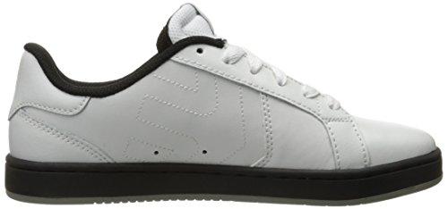 Etnies Fader LS, Scarpe da Skateboard Uomo Bianco (Weiß (WHITE/BLACK/GREY/111))