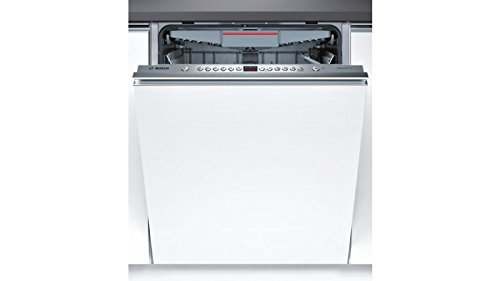 Bosch 60 cm Stainless Steel 13 Place Settings Fully Intergarted Built in Dishwasher SMV46KX01E
