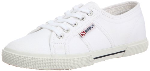 Superga 2950 Cotu - Sneakers unisex, Bianco (900 White), 38