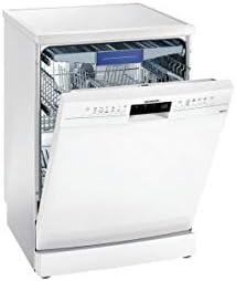 Siemens iQ300 SN236W03NE lavavajilla Independiente 14 cubiertos A++ - Lavavajillas (Independiente, Tamaño completo (60 cm), Blanco, Blanco, Botones, 1,75 m)