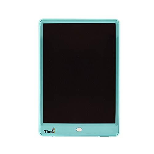 10-Zoll-Kinderzeichnung Graffiti-Board/LCD-Schreibtafel/elektronische Tafel [eine Taste löschen] [Bildschirmsperre] / für Kindergeschenke geeignet, Memo (blau) -