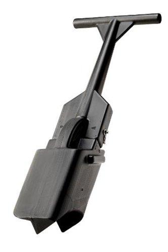 Universal TRO060 Obturateur pour éjection arrière 97 cm et 107 cm