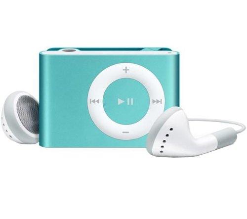 Apple iPod shuffle MP3-Player 1 GB blau