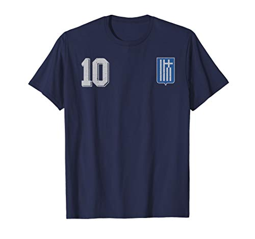 Griechenland or Greece Fußball or Football Trikot T-Shirt