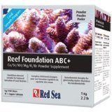 Red Sea Fish Pharm ARE22008 Reef Foundation Salt Water Conditioners for Aquarium, 5kg by TopDawg Pet Supply -