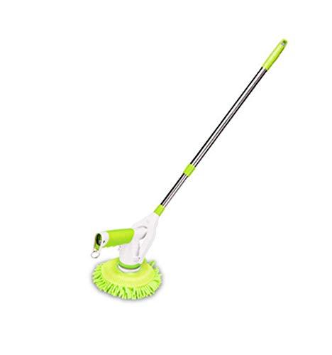 JAYE Elektro-Kehrmaschine, Reinigung Mop Electric Mop Laging Polieren, Elektro-Schleifer, geeignet für Bad, Boden, Wand und Küche