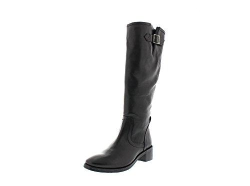 PEPE JEANS - Stiefel DORIAN BASIC - PLS50142 - black Black
