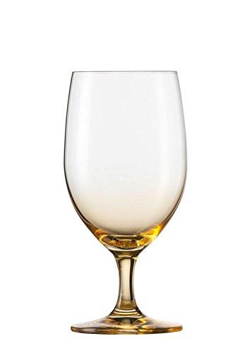 Schott Zwiesel Vina Touch Wasser Glas amber Set 6tlg. - Amber Glas Wasser