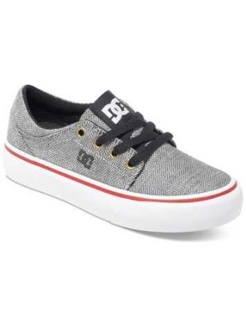 DC Shoes Trase TX Se, Chaussures Premiers Pas Garçon