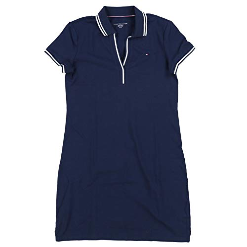 Tommy Hilfiger Womens Abby Polo Dress