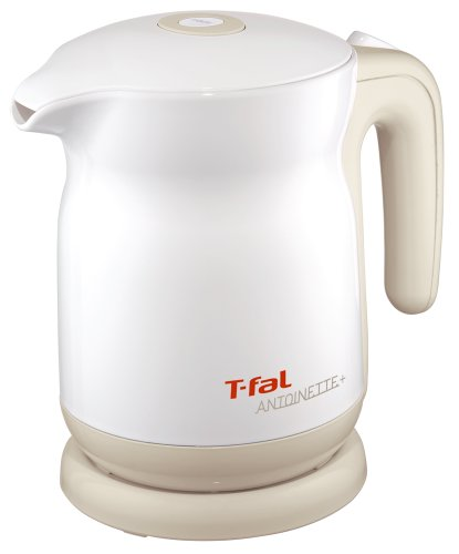 T-FAL electric kettle Antoinette plus Cafe au lait 0.8L KO322170 by T-FAL (Tfal Wasserkocher)