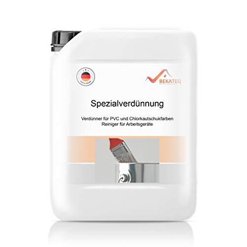 BEKATEQ LS-520 Verdünnung PVC Poolfarbe, Chlorkautschuk Farbe Verdünner (5l)