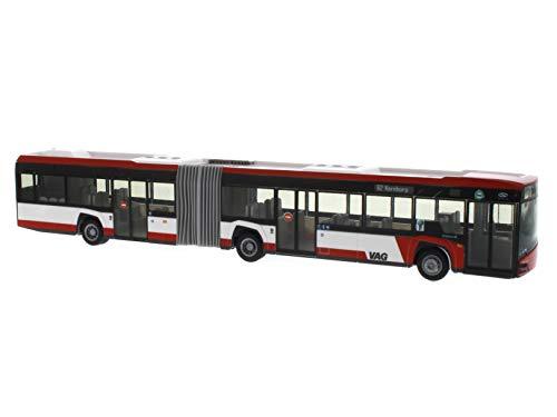 Rietze 73116Solaris Urbino 182014VAG Nurnberg Bus Modelo