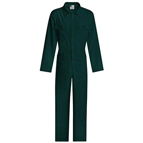 Tuta – Classico - Work And Style - Verde, 52