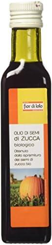 Fior di Loto Olio di Semi di Zucca, 250ml