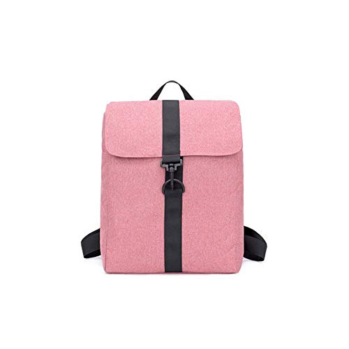 ZLDMJ Camouflage Rucksack Laptop Rucksack Slim Anti-Theft Travel Mode FüR MäNner Und Frauen Trend Travel Work,Pink