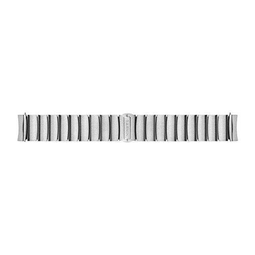 Garmin 010-12419-01 Ersatzarmband Gebürstetes Hybrid-Titan für Chronos