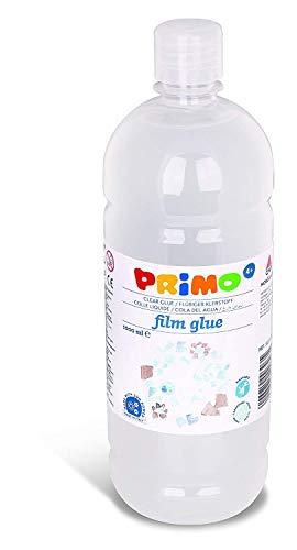PRIMO Colla LIQUIDA AD Acqua Trasparente ML. 1000 - Confezione da 6 Bottiglie