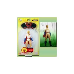 Superman/ Batman Series 5: Vengeance 2: Power Girl Action Figure by DC Comics 3