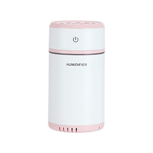 WO NICE Mini humidificador 200 ml Humidificador Coche