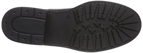Tosca Blu Shoes OPA Damen Chelsea Boots Schwarz (C99)