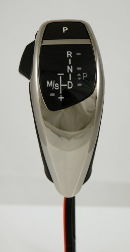 BMW LED Cambio Marce Pomello per X5 (E53 Frontalino) - LHD - nera cromato