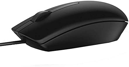 Dell MS116 Optical Mouse (Black)