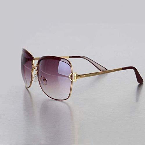 KCJKXC Marke Sonnenbrillen Frauen Schwarz Retro Sonnenbrille Für Frauen Vintage Dame Summer Stil Sonnenbrille Weibliche Berühmte
