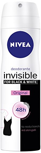 Nivea Deodorant Donna Black&White Female Spray 150Ml