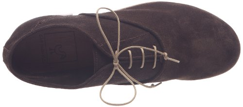 Elia Maurizi Shiny, Chaussures à lacets homme Marron