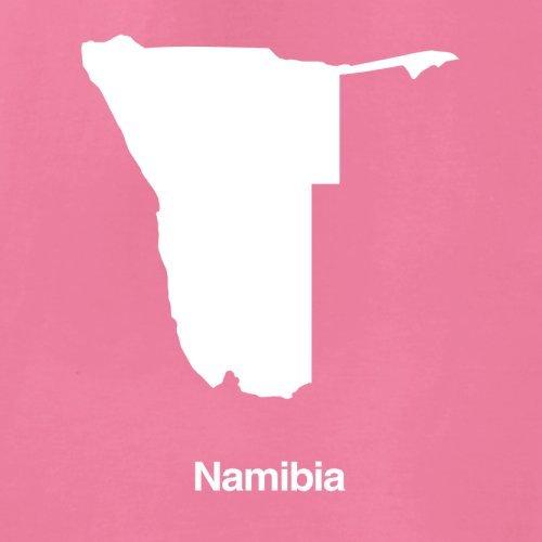 Namibia / Republik Namibia Silhouette - Damen T-Shirt - 14 Farben Azalee