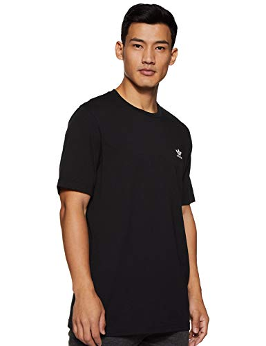 adidas Herren Essential Trainingsshirt, Black, L -