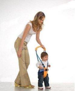 Les marcheurs de sûreté infantiles d'enfant en bas âge de bébé Harnais de garde auxiliaire d'enfant