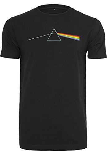 Mister Tee by Urban Classics Pink Floyd Dark Side of the Moon T-Shirt Black